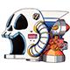 Mega Man Legacy Collection Badge 4