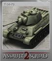 Men of War Assault Squad 2 Foil 07