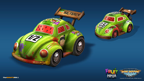 Mini Motor Racing EVO Artwork 6