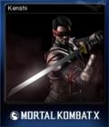Mortal Kombat X Card 2