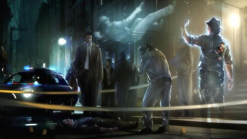 Murdered Soul Suspect Artwork 7