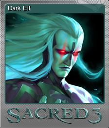 Sacred 3 Foil 06