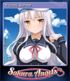 Sakura Angels Card 6