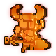 Shovel Knight Badge 2