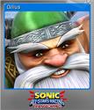Sonic & All-Stars Racing Transformed Foil 4
