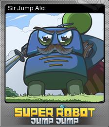 Super Robot Jump Jump Foil 4