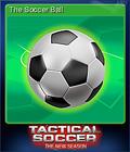 Tactical Soccer The New Season Card 3