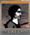The Cat Lady Foil 3