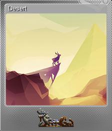 The Deer God Foil 3