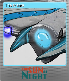 The Sun at Night Foil 4