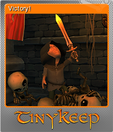 TinyKeep Foil 5