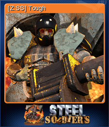 Z Steel Soldiers Card 09