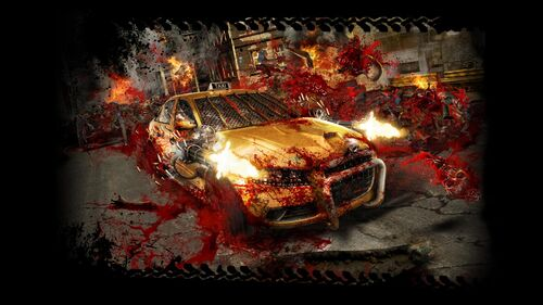 Zombie Driver HD Artwork 03