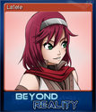Beyond Reality Card 3