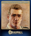 Deadfall Adventures Card 05
