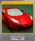 Little Racers STREET Foil 11