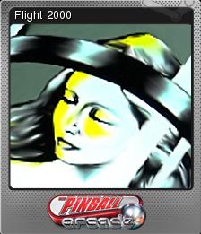 Pinball Arcade Foil 9