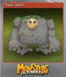 PixelJunk Monsters Ultimate Foil 4