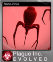 Plague Inc Evolved Foil 6