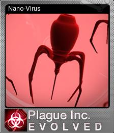Plague Inc Evolved Foil 6