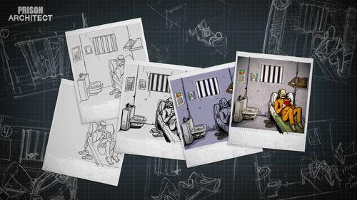 Prison Architect Artwork 4