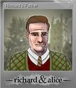 Richard & Alice Foil 8