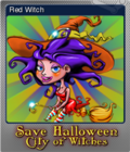 Save Halloween City of Witches Foil 02