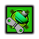 Slam Bolt Scrappers Badge 4