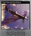 Strategic War in Europe Foil 5