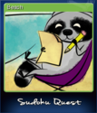 Sudoku Quest Card 1