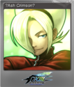 THE KING OF FIGHTERS XIII Foil 13