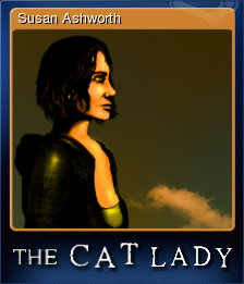 The Cat Lady Card 8