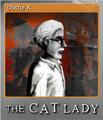 The Cat Lady Foil 1