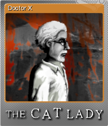 The Cat Lady Foil 1