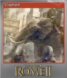Total War Rome II Foil 2