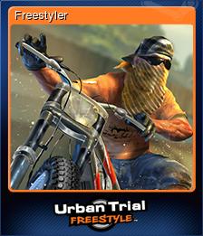 Urban Trial Freestyle Card 5