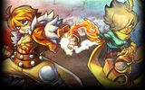 Valdis Story Abyssal City Background Rage and Focus