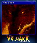 Volgarr the Viking Card 6