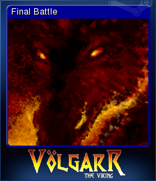 Volgarr the Viking Card 6