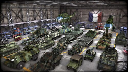 Wargame AirLand Battle Artwork 3