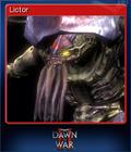 Warhammer 40,000 Dawn of War II Card 6