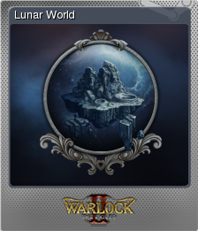 Warlock 2 the Exiled Card 07 Foil