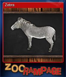 Zoo Rampage Card 5