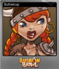 Barbarian Brawl Foil 3