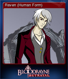 BloodRayne Betrayal Card 02