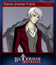 BloodRayne Betrayal Card 02