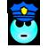 Break Into Zatwor Emoticon confusedpolice