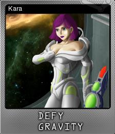 Defy Gravity Foil 1