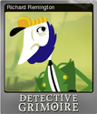 Detective Grimoire Foil 10