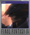 FINAL FANTASY IV Foil 5